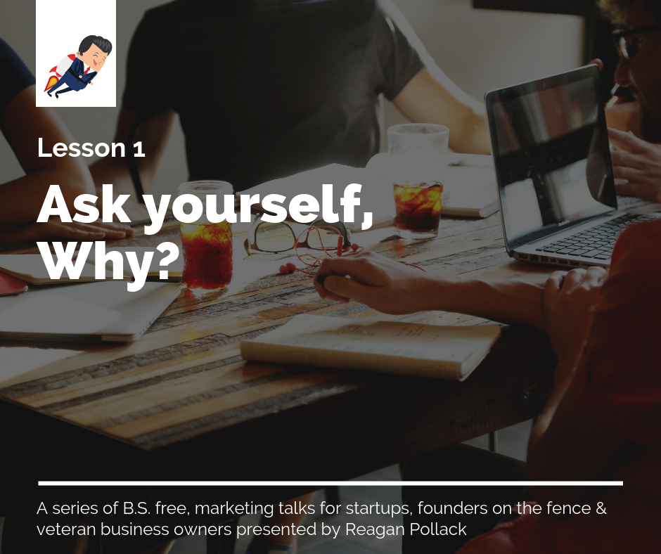 Lessons in Entrepreneurship - Reagan Pollack